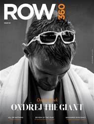Row360 issue Issue 21 – Jan | Feb 2018