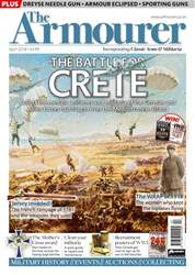April 2018 – THE BATTLE FOR CRETE issue April 2018 – THE BATTLE FOR CRETE