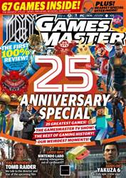 GamesMaster issue March 2018