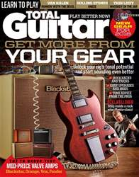 Total Guitar issue March 2018