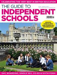 Independent School Parent issue Spring Schools Guide