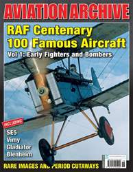 Aeroplane Collector's Archive Magazine Cover