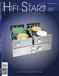 HiFi Stars Magazin issue HiFi-Stars 38