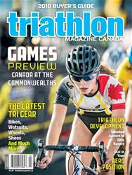 Triathlon Magazine Canada issue Volume 13 Issue 2