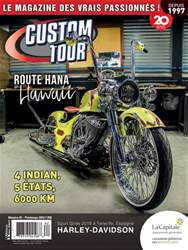 Custom Tour issue Printemps 2018