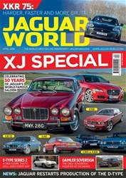 Jaguar World issue April 2018