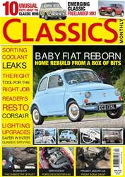 Classics Monthly issue April 2018