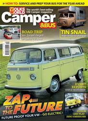 VW Camper issue April 2018