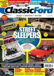 Classic Ford issue April 2018