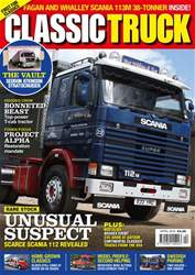 Classic Truck issue April 2018