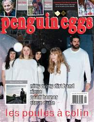 Penguin Eggs issue Issue #76 - Winter 2017