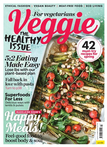 Veggie Magazine issue Mar-18