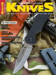 35 Knives International issue 35 Knives International