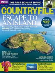 Countryfile Magazine issue March 2018