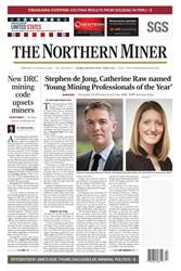 The Northern Miner issue Vol. 104 No. 4