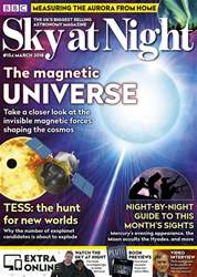 BBC Sky at Night Magazine issue March 2018