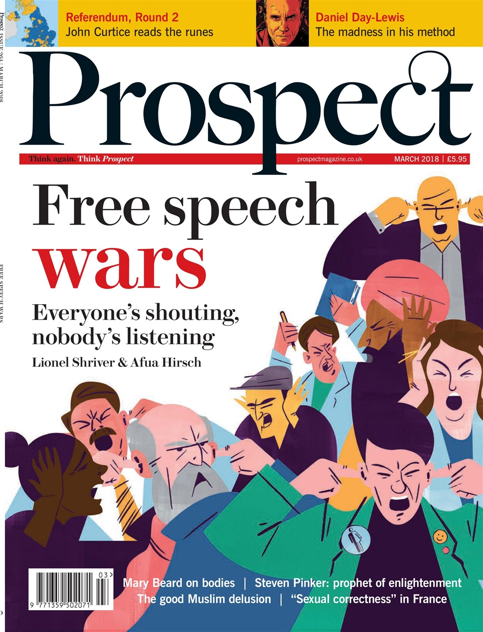 Prospect Magazine - Mar-18 Subscriptions | Pocketmags