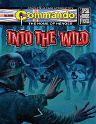 Commando issue 5099