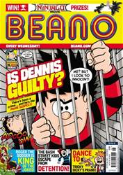 The Beano issue 24th February 2018