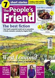 The People's Friend issue 24/02/2018