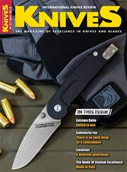 KNIVES INTERNATIONAL issue 37 Knives International