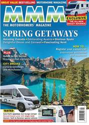 MMM magazine issue Spring Getaways - April 2018