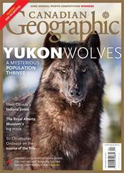 Canadian Geographic issue March/April 2018