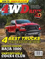 Four Wheel Drive issue Mar/Apr 2018