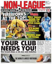 The Non-League Football Paper issue 18th February 2018