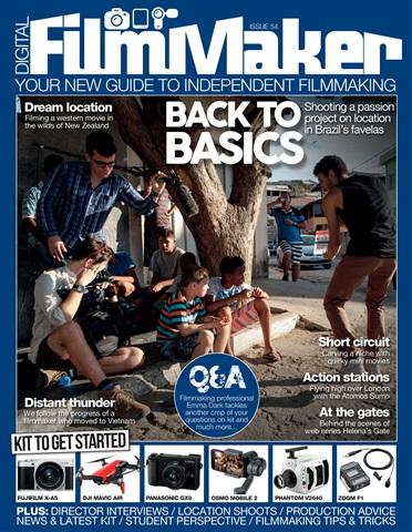 Digital FilmMaker issue DFM issue 54