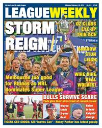 League Weekly issue 813