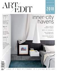 Art Edit Magazine Cover