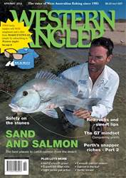 Western Angler issue Apr-May2018