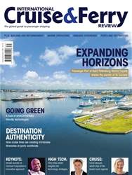 Int Cruise & Ferry Review issue Spring/Summer 2018
