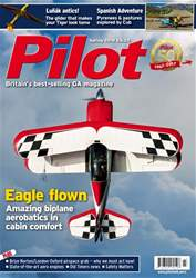 Pilot issue SPRING 18