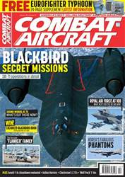 Combat Aircraft Magazine Cover