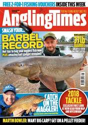 Angling Times issue 22nd February 2018