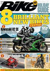 Bike issue April 2018