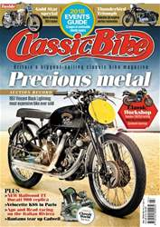 Classic Bike issue March 2018