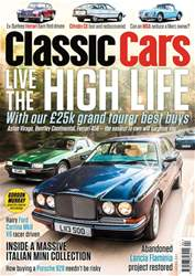 Classic Cars issue April 2018