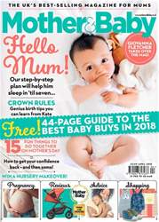 Mother & Baby issue April 2018