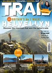 Trail issue April 2018