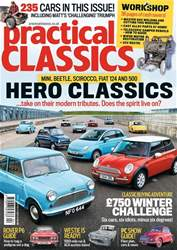 Practical Classics issue April 2018