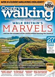 Country Walking issue Spring Issue 2018