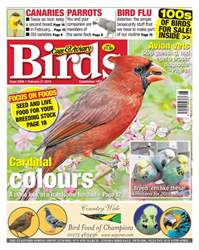 Cage & Aviary Birds issue 21st February 2018