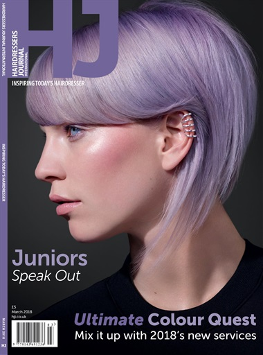 Hairdressers Journal Preview