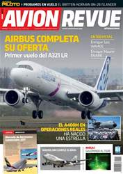 Avion Revue Internacional España issue Número 429