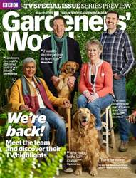 Gardeners' World issue March 2018