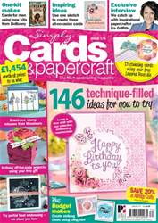 Simply Cards & Papercraft issue Issue 174
