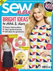 Sew Now issue Sew Now 18
